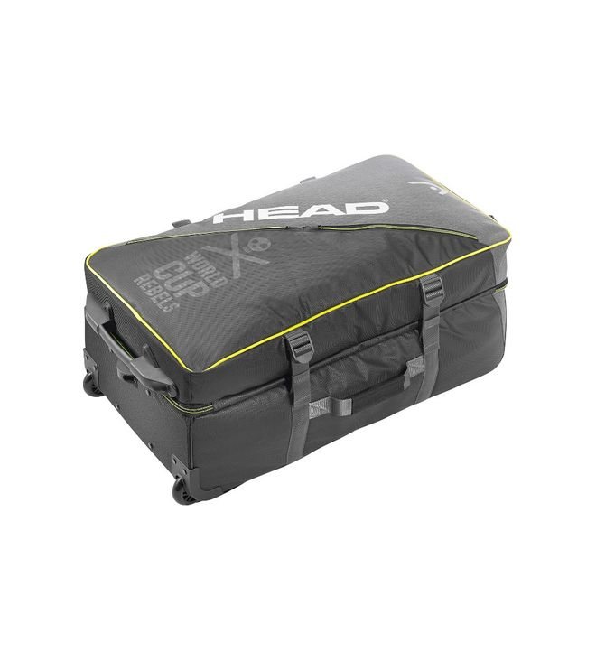 Rebels Travelbag Grey/Neon Yellow 88L